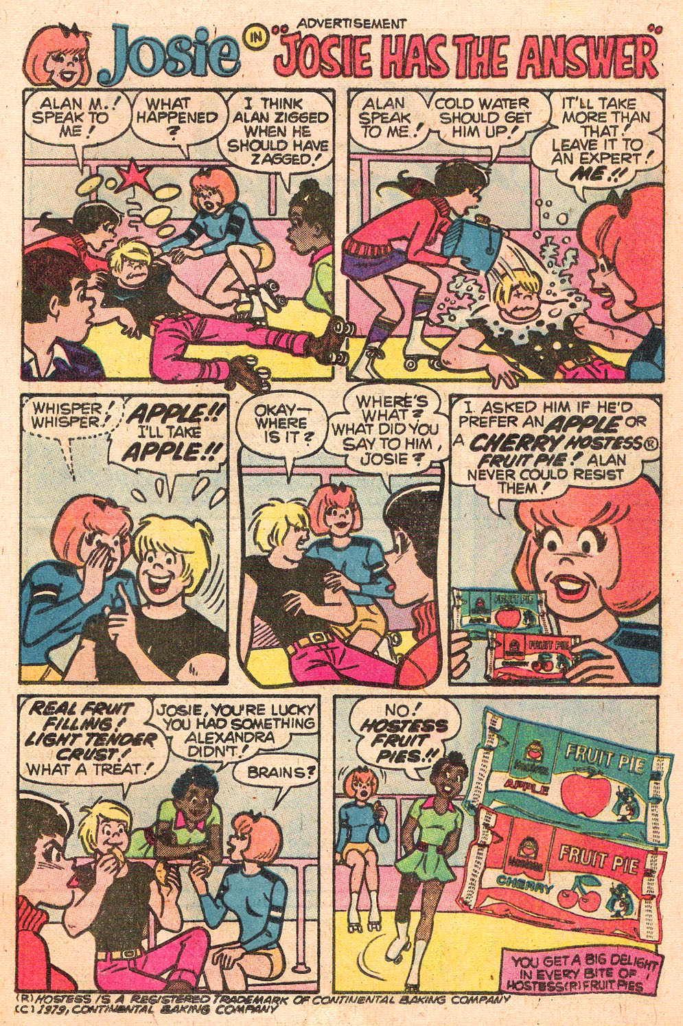 Read online Archie's Girls Betty and Veronica comic -  Issue #280 - 25