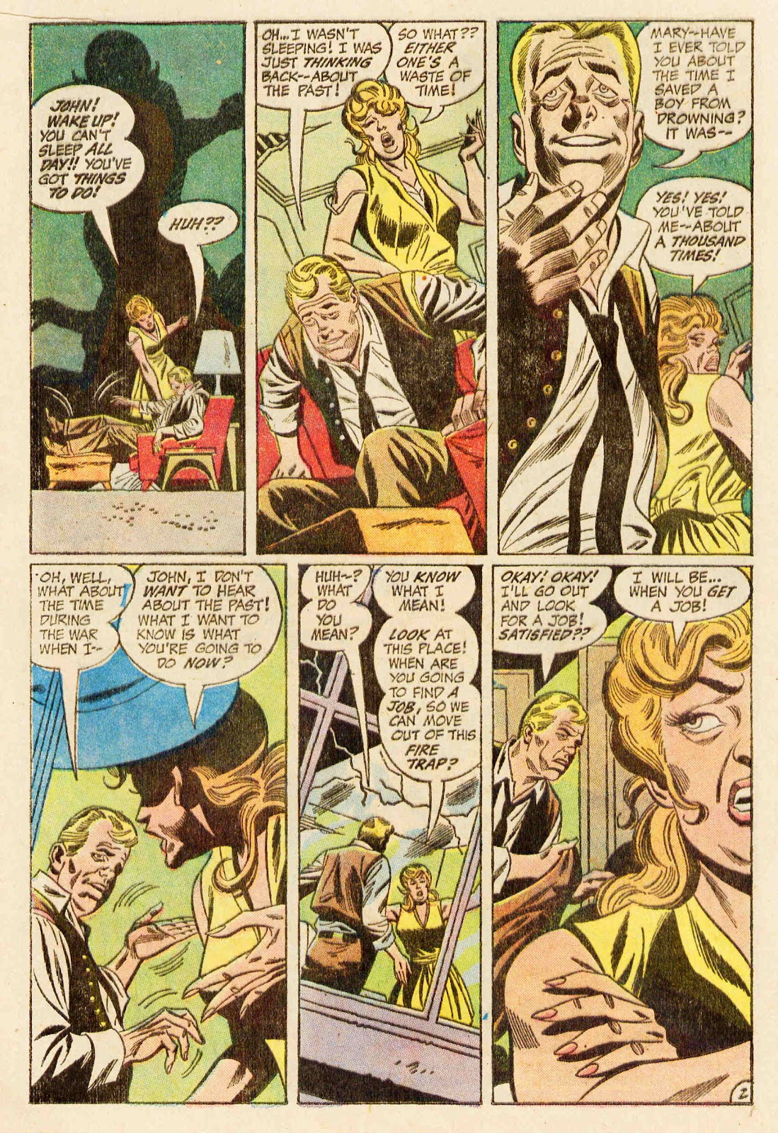 The Witching Hour (1969) issue 26 - Page 13