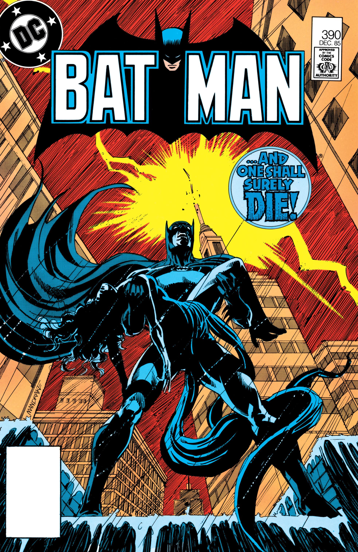 Batman (1940) 390 Page 1