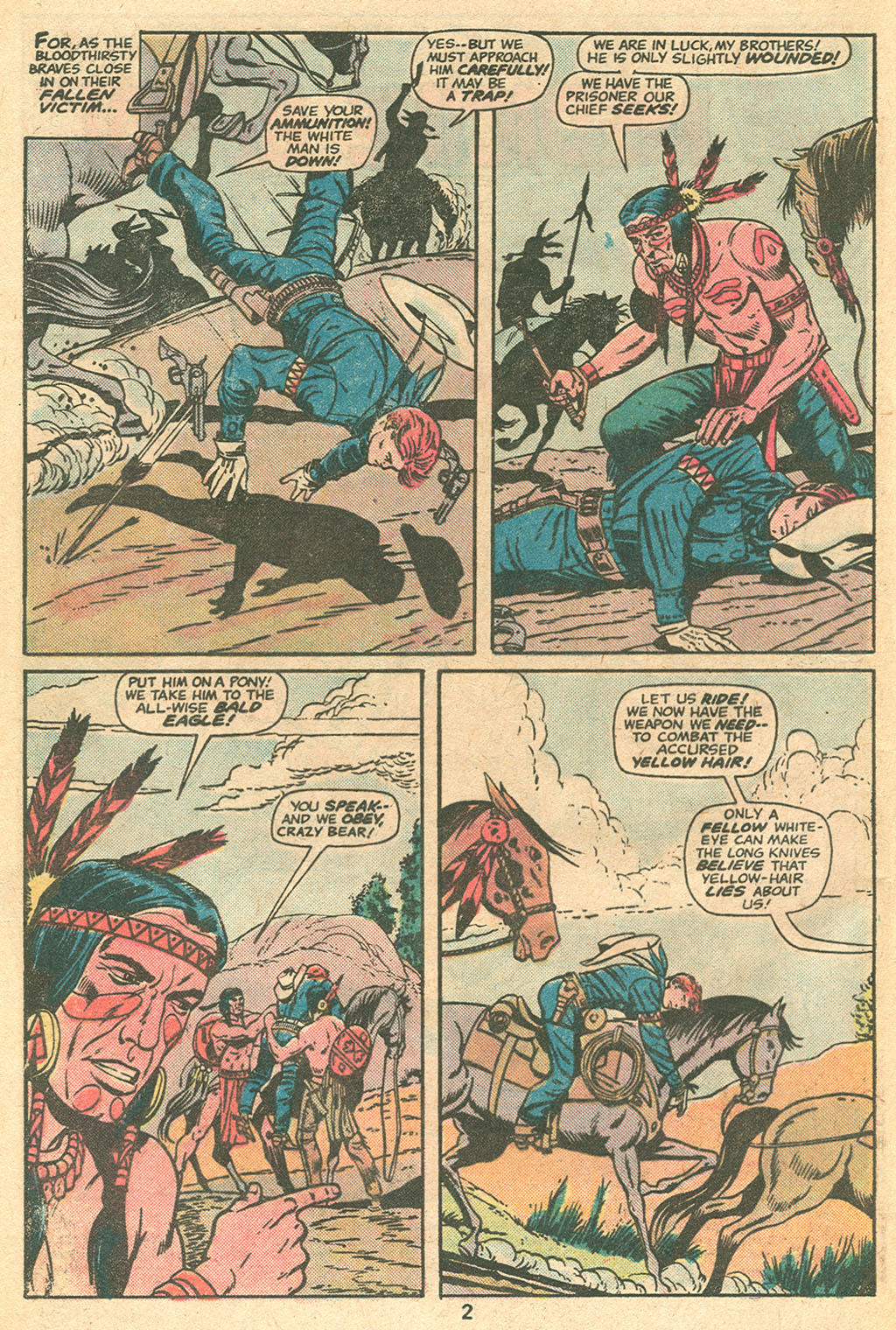 The Rawhide Kid (1955) issue 131 - Page 4