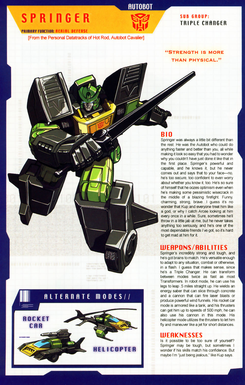 Read online Transformers: More than Meets the Eye comic -  Issue #6 - 38