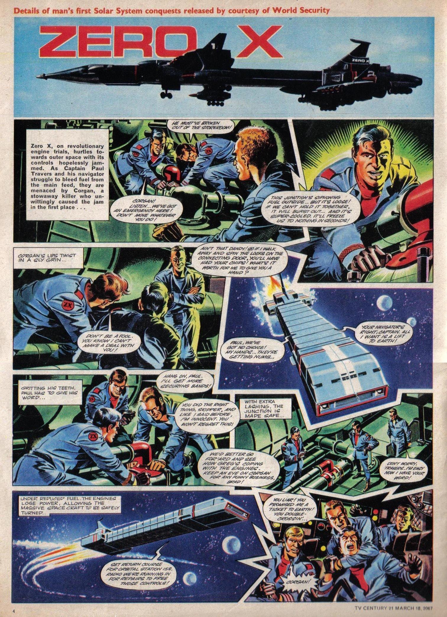 Read online TV Century 21 (TV 21) comic -  Issue #113 - 4