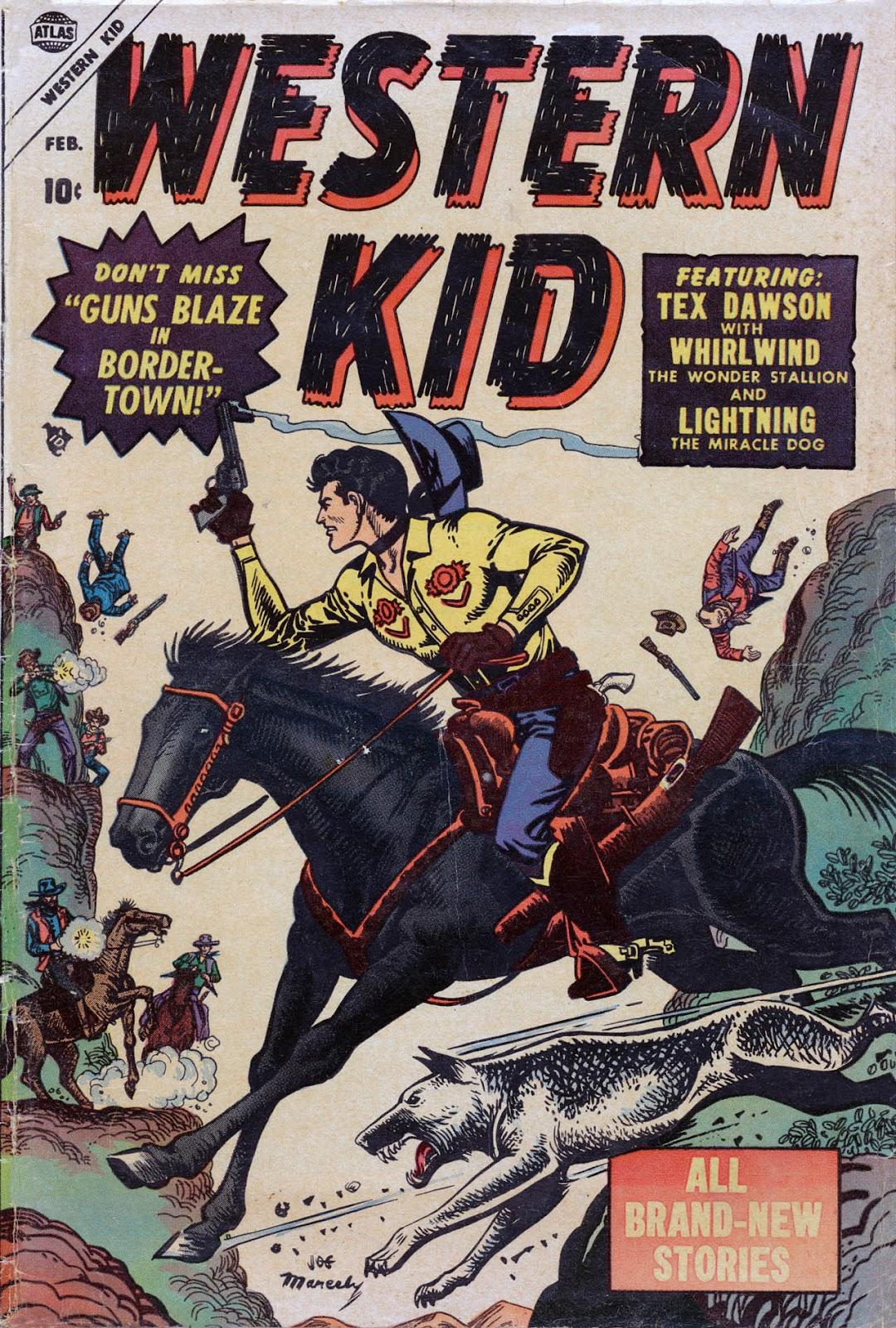 Western Kid 2 Page 1