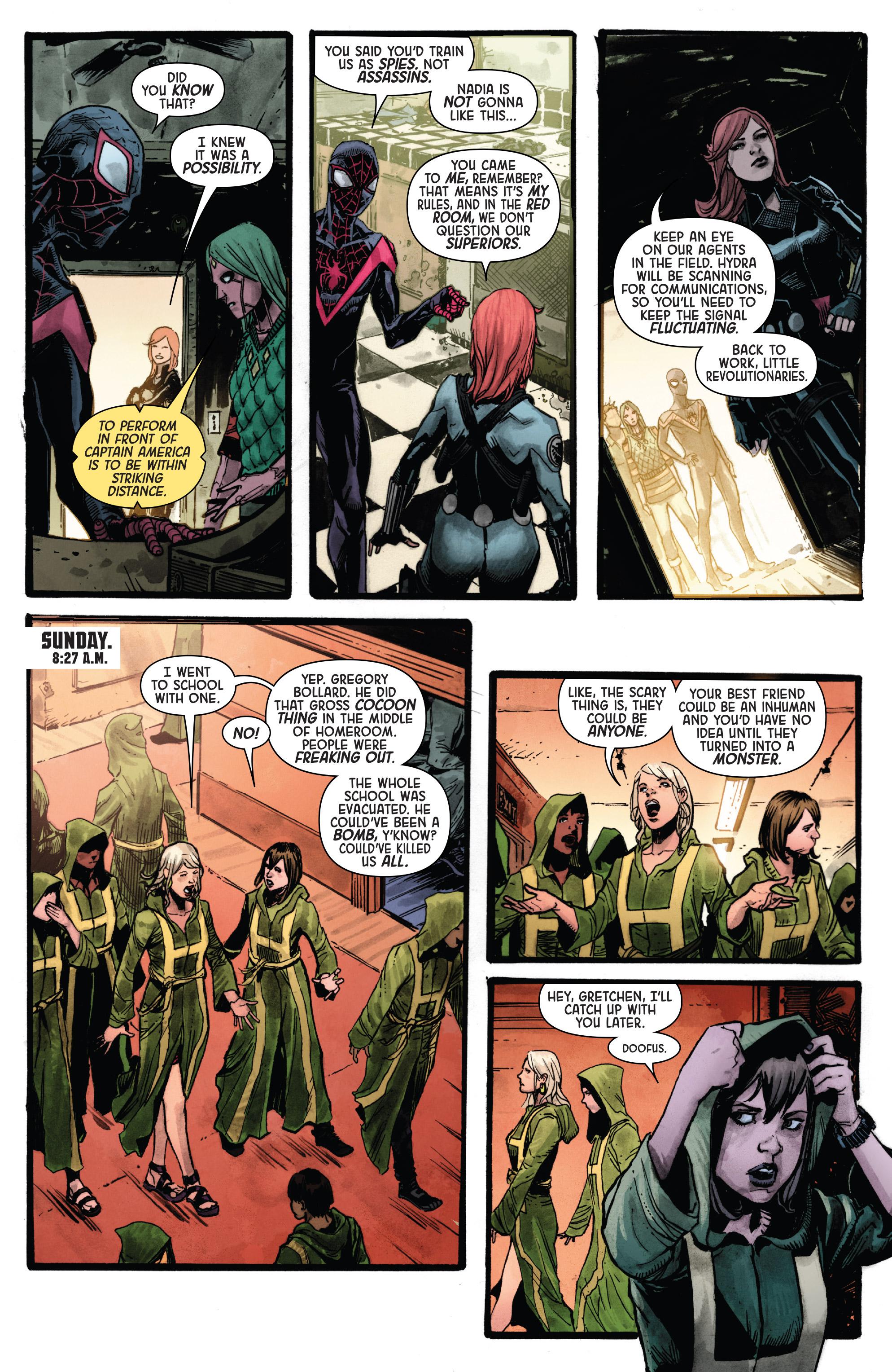 Read online Secret Empire: Uprising comic -  Issue # Full - 11