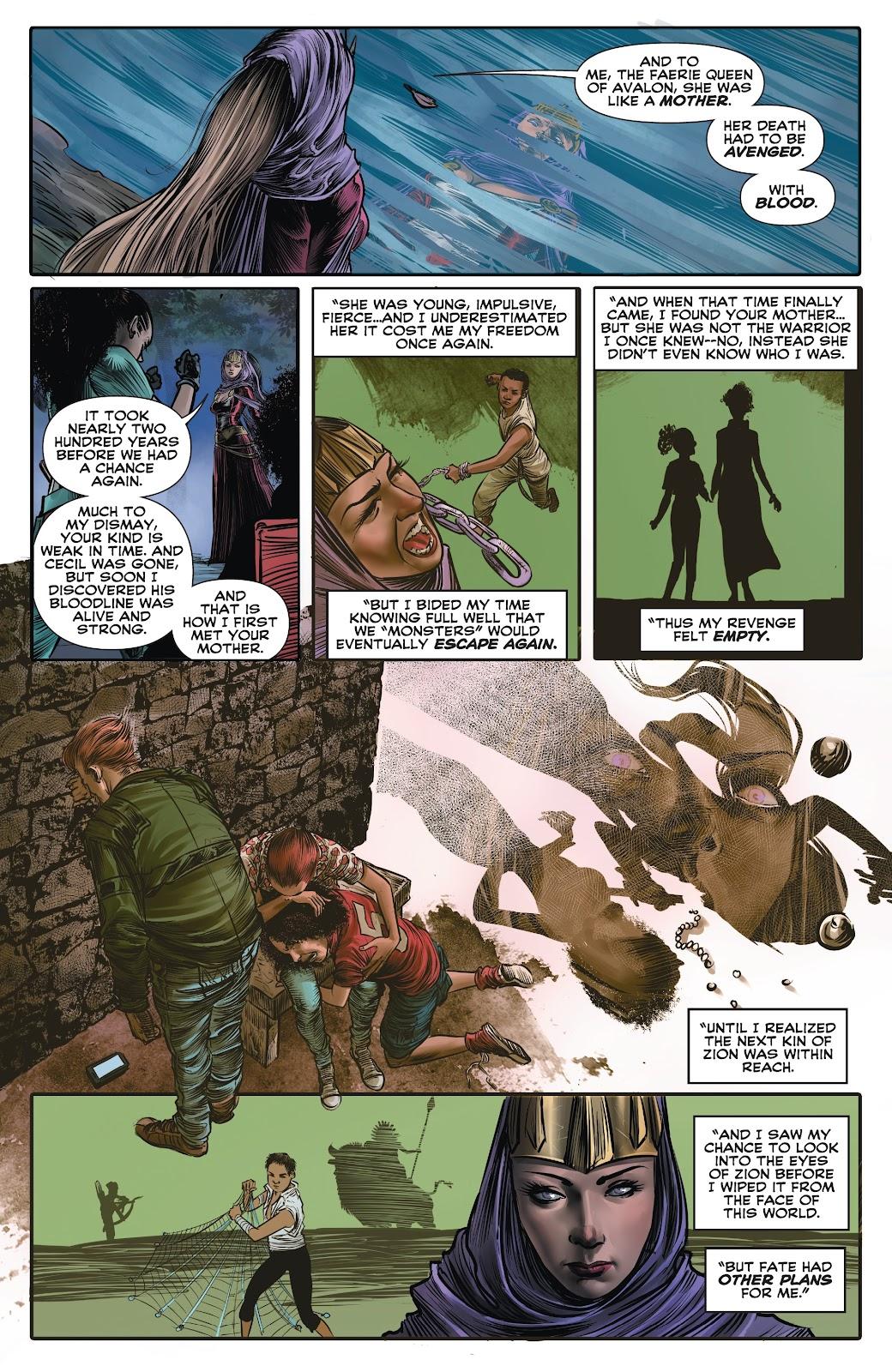 Read online Lollipop Kids comic -  Issue #4 - 12
