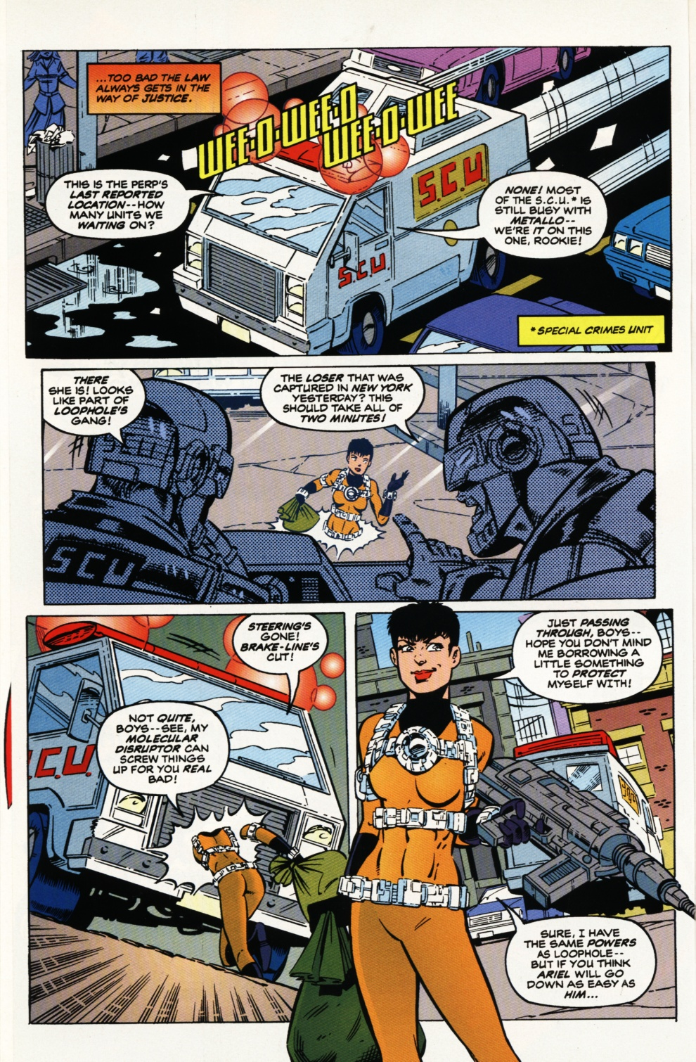 Read online Superboy & The Ravers comic -  Issue #9 - 12