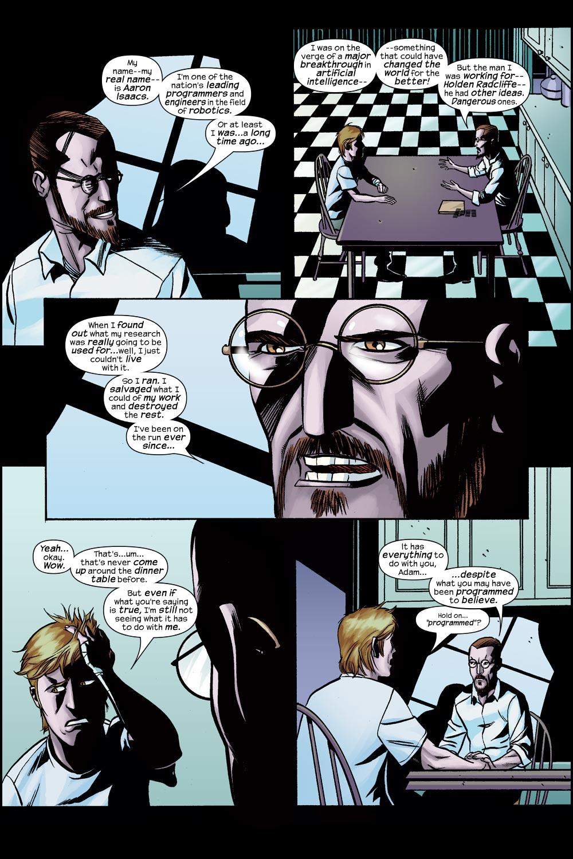 Read online Machine Teen comic -  Issue #3 - 6