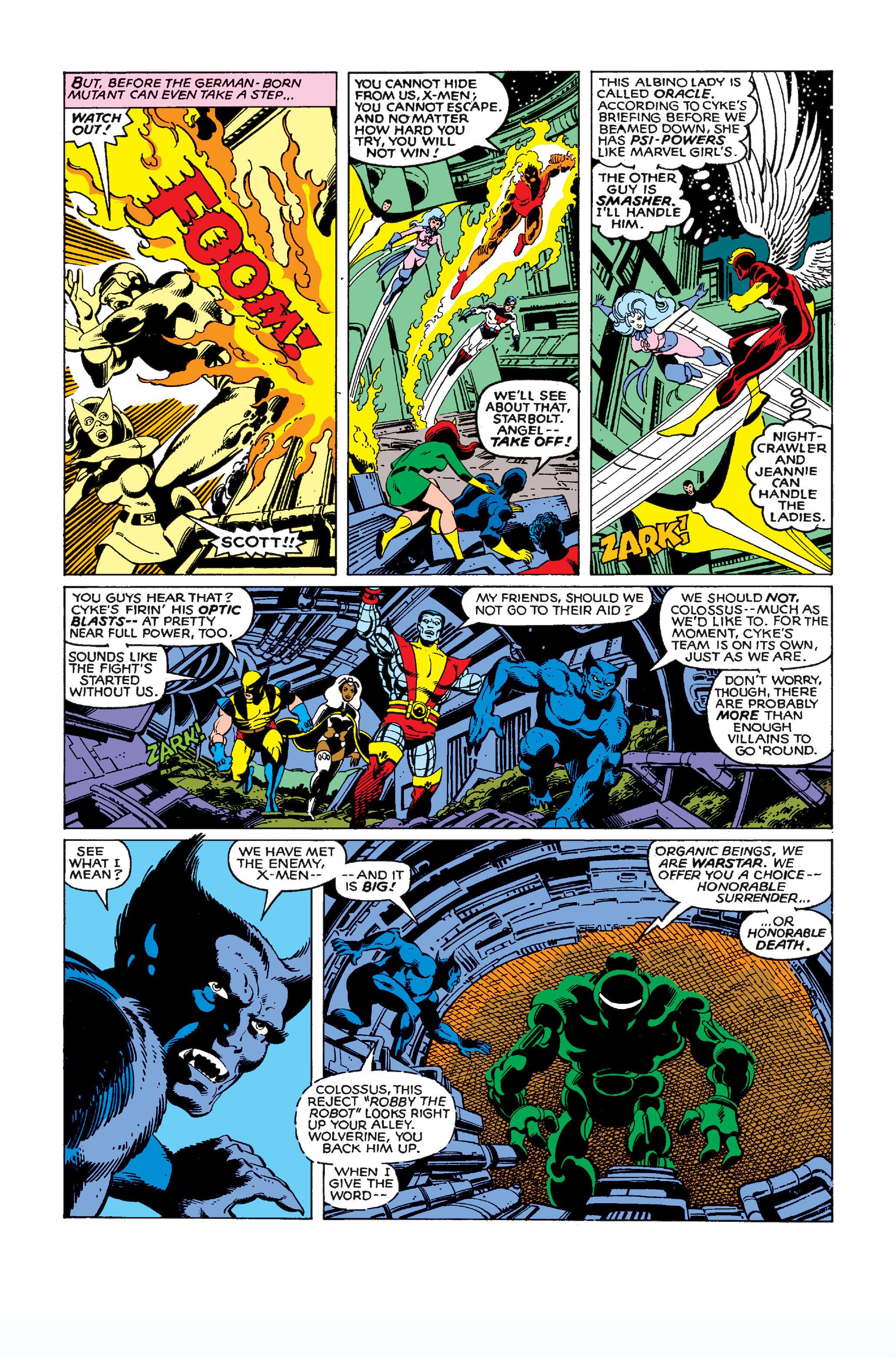 Uncanny X-Men (1963) 137 Page 15