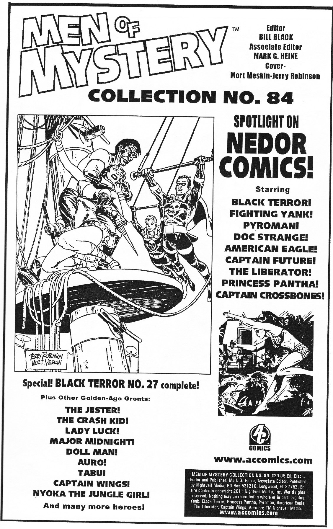 Read online Men of Mystery Comics comic -  Issue #84 - 3