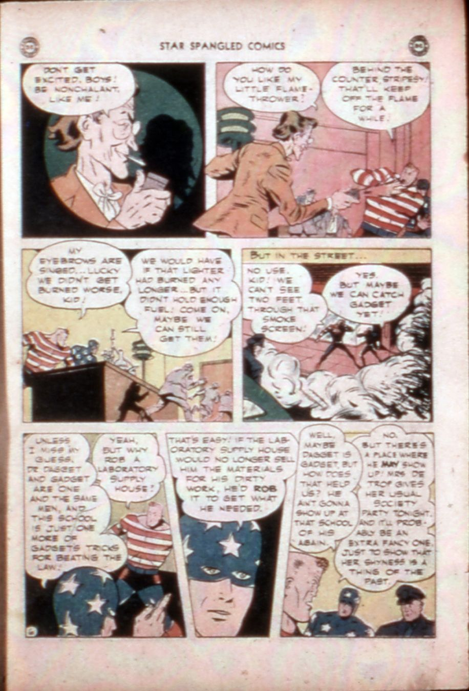 Star Spangled Comics (1941) issue 43 - Page 34