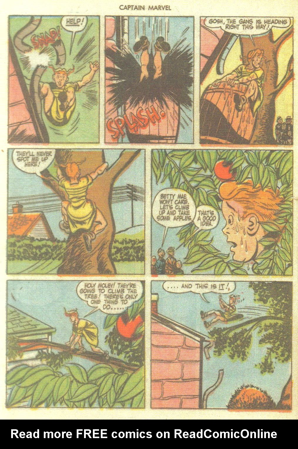 Captain Marvel Adventures issue 64 - Page 28
