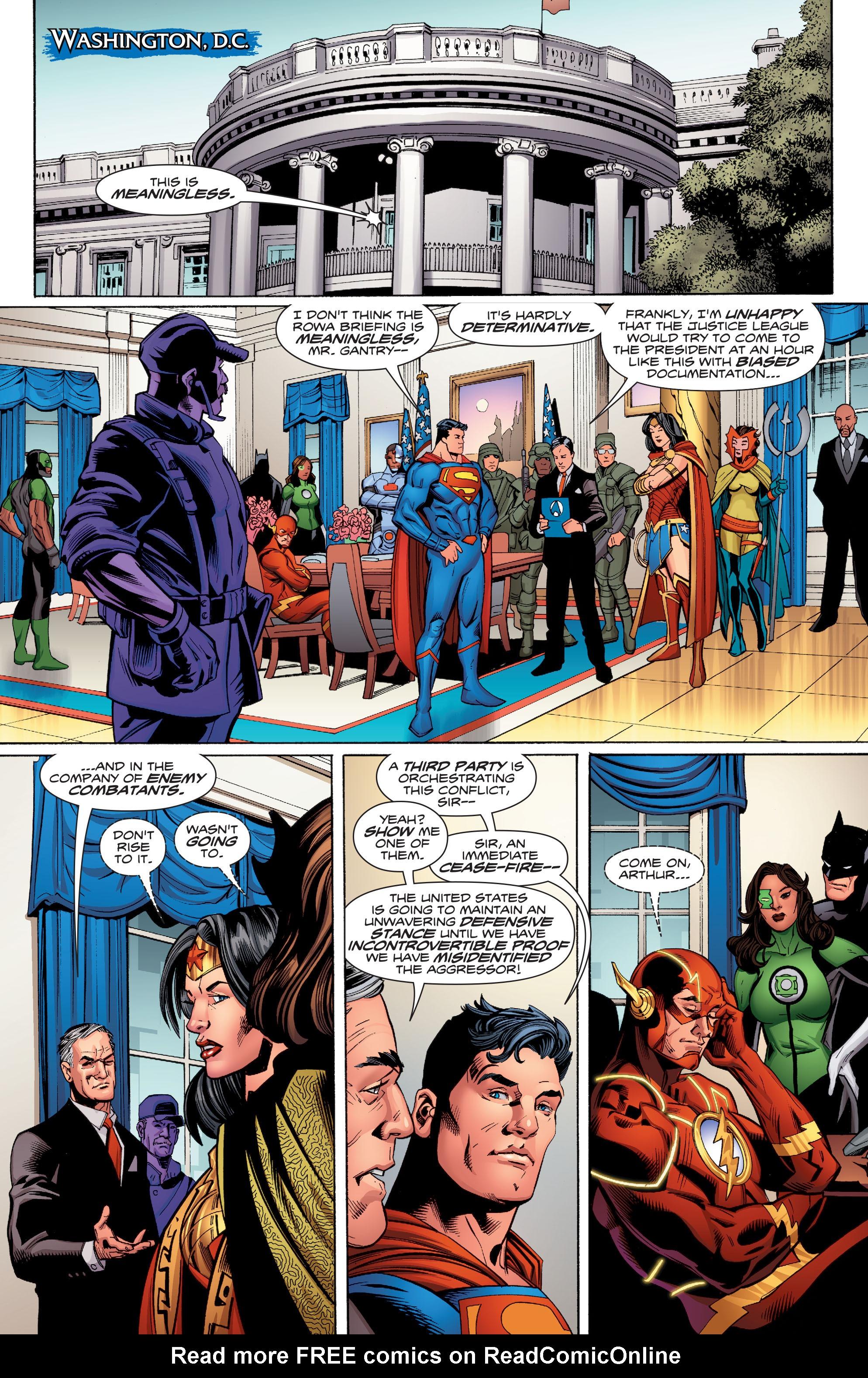 Read online Aquaman (2016) comic -  Issue #13 - 16