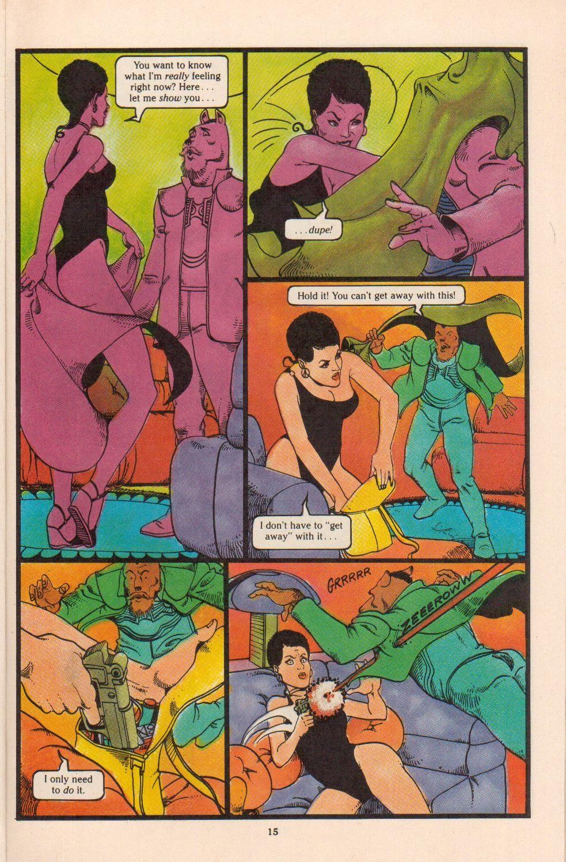 Read online Dalgoda comic -  Issue #5 - 17