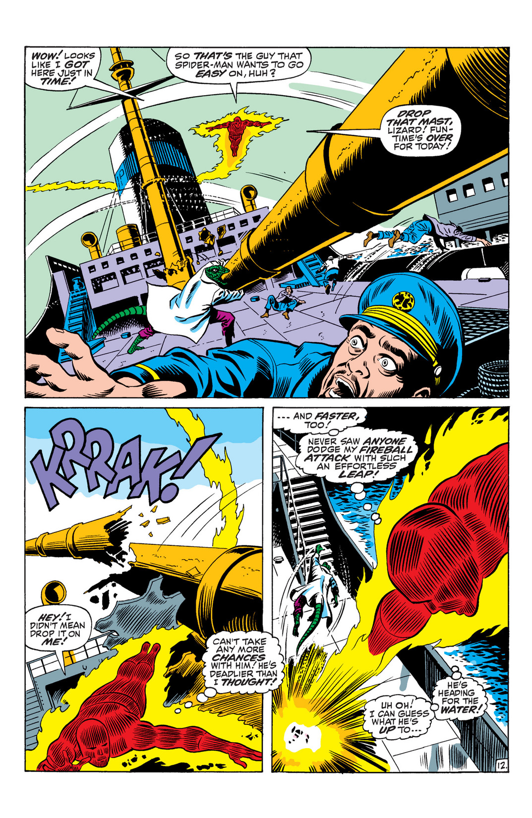 The Amazing Spider-Man (1963) 77 Page 12