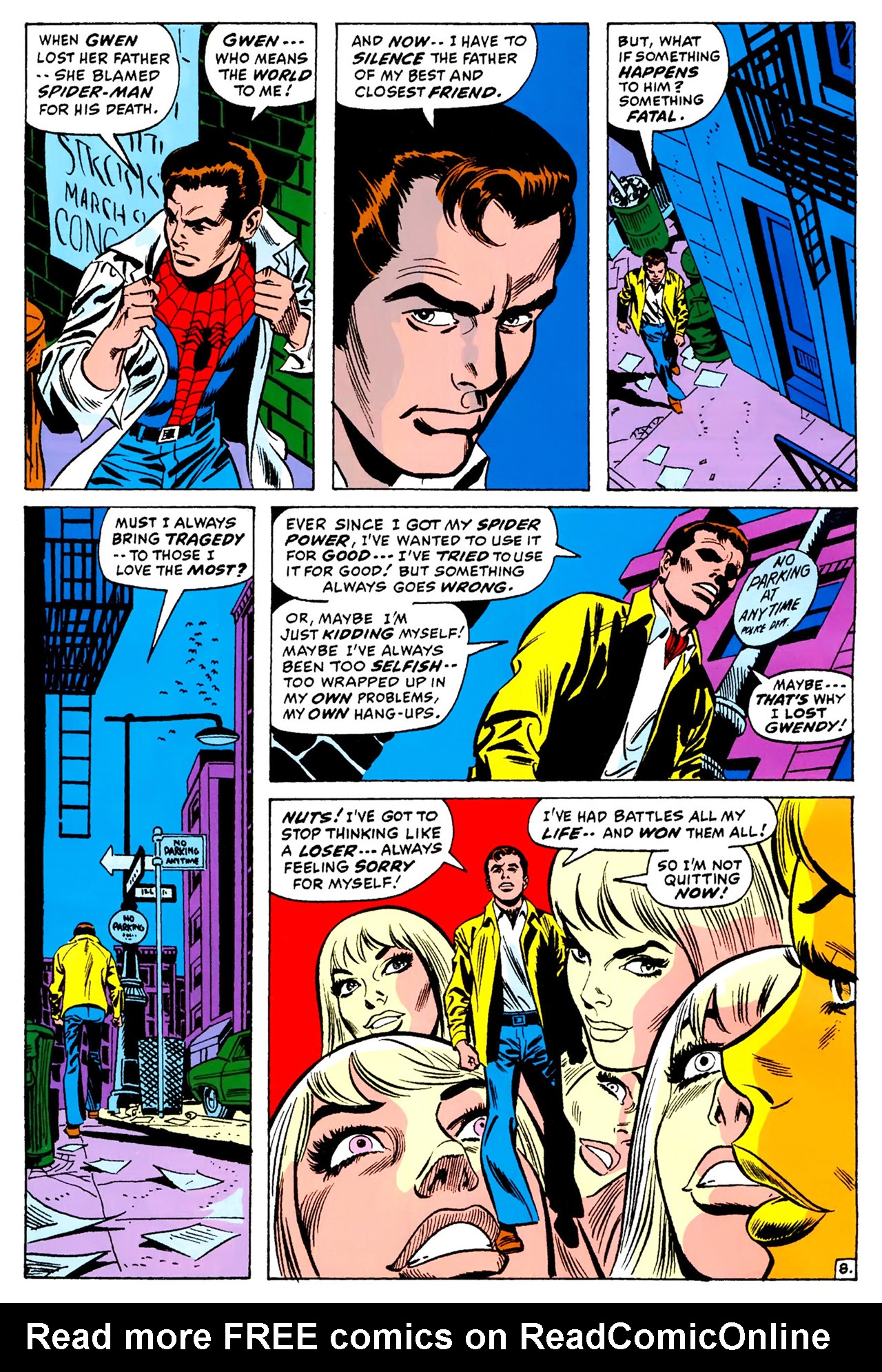 Read online Amazing Spider-Man Family comic -  Issue #4 - 61