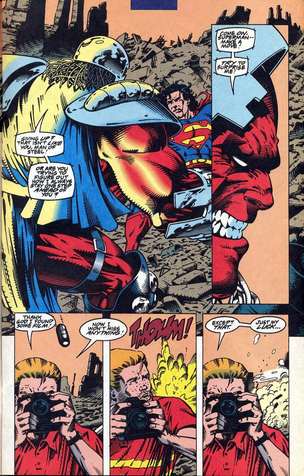 Read online Adventures of Superman (1987) comic -  Issue #515 - 9