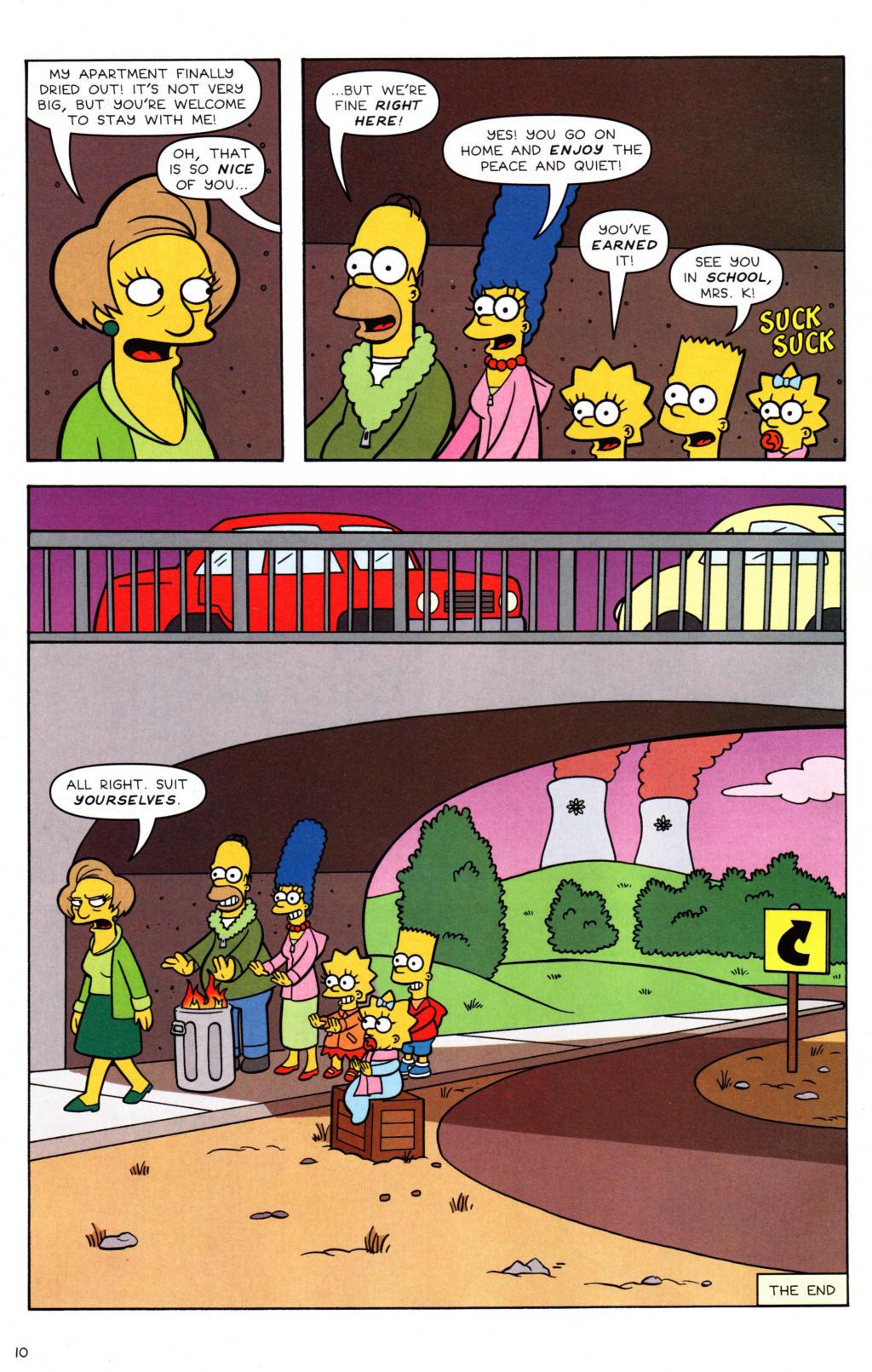 Read online Simpsons Comics Presents Bart Simpson comic -  Issue #34 - 9