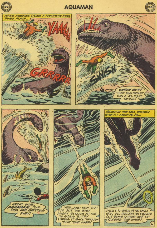 Read online Aquaman (1962) comic -  Issue #13 - 8