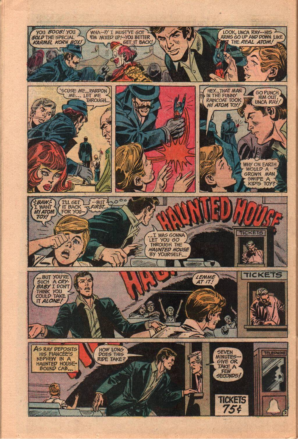 Read online Action Comics (1938) comic -  Issue #430 - 25