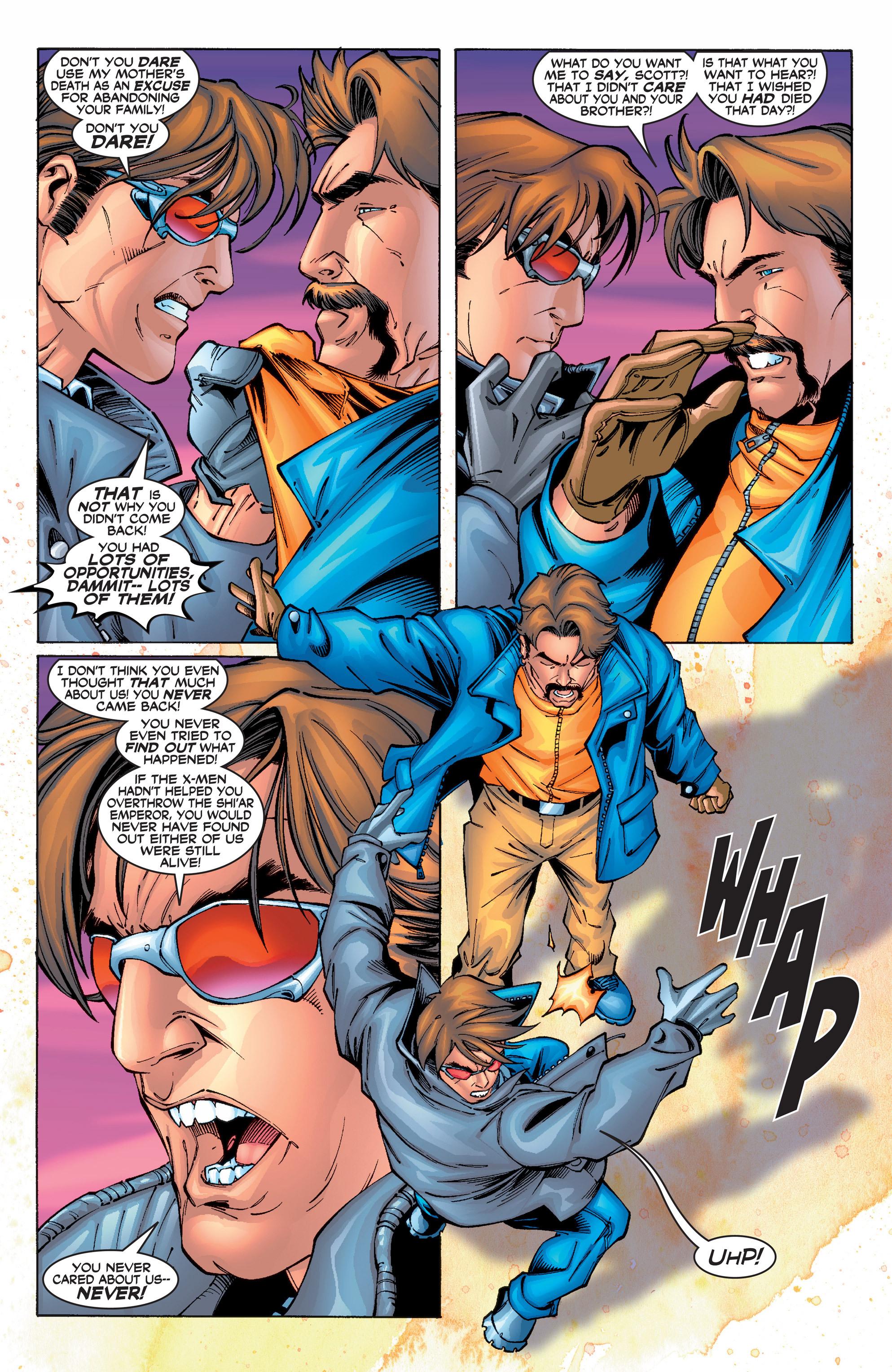 Read online Uncanny X-Men (1963) comic -  Issue #391 - 16