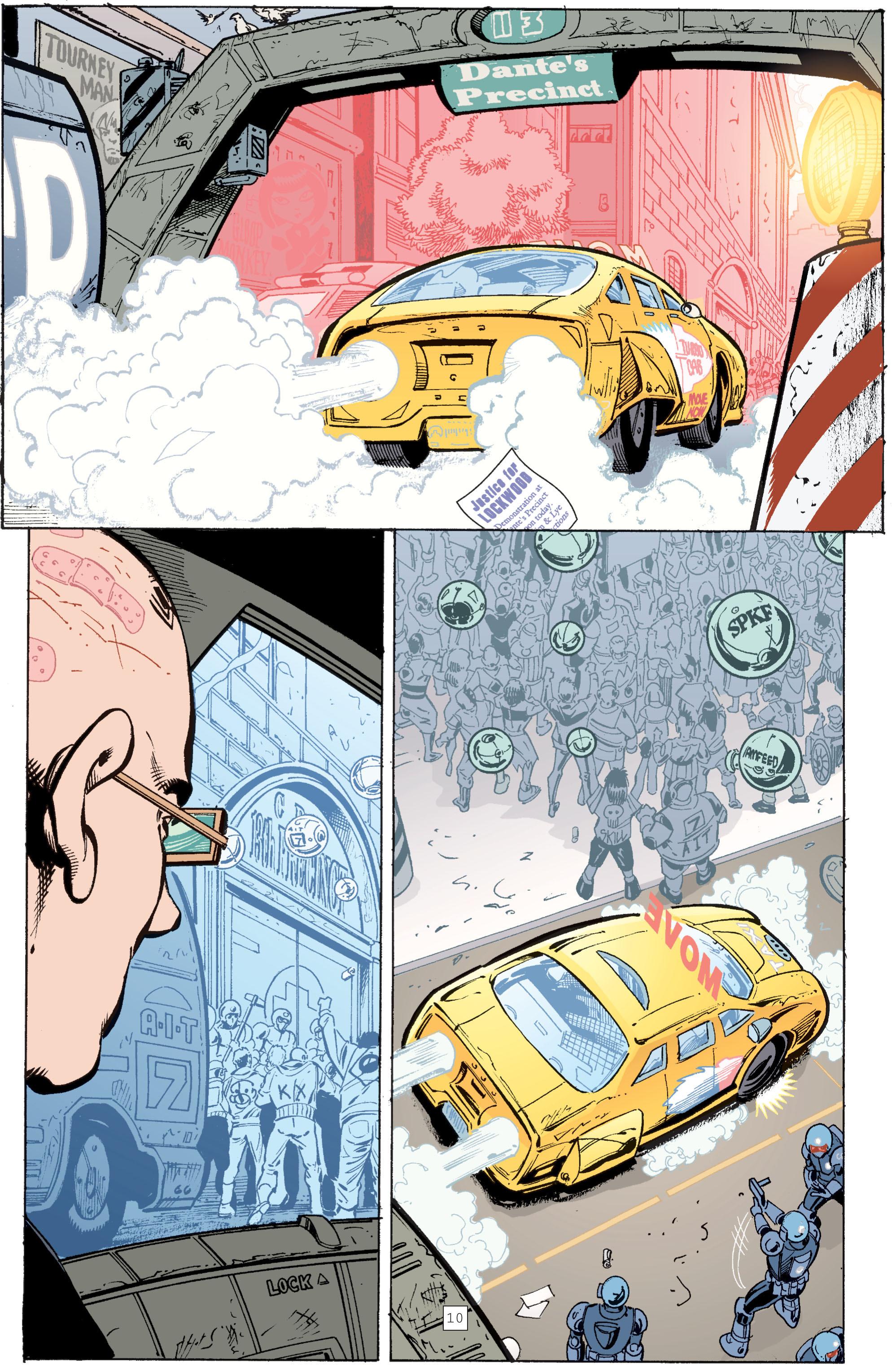 Read online Transmetropolitan comic -  Issue #29 - 11