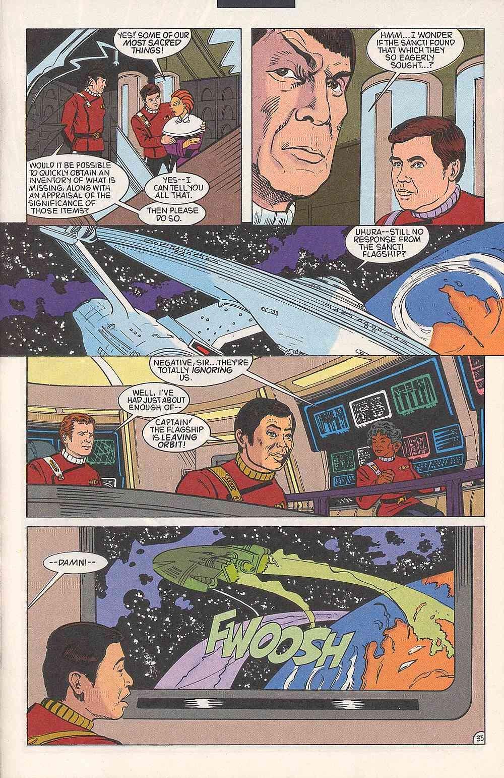 Read online Star Trek (1989) comic -  Issue # Annual 3 - 39