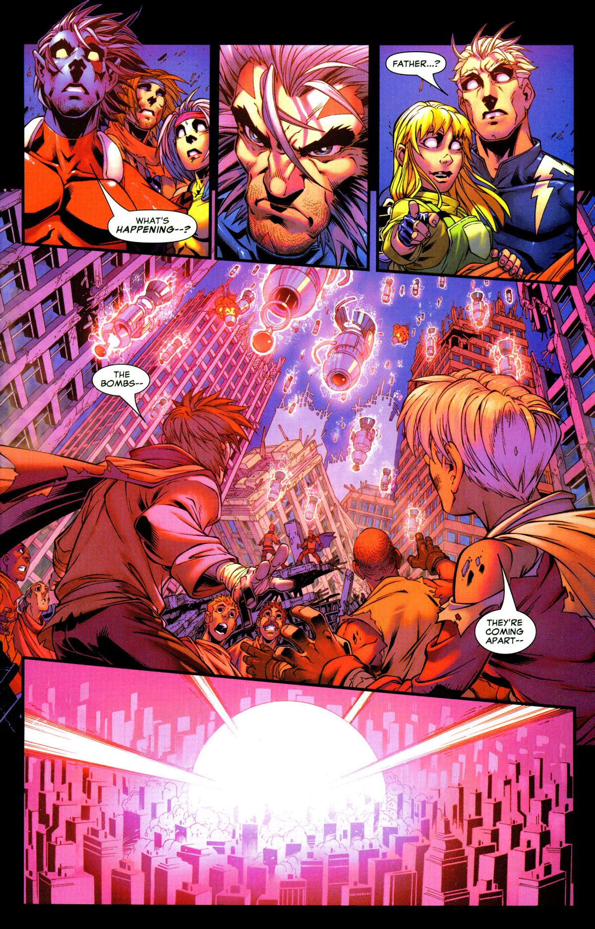 Read online X-Men: Age of Apocalypse One-Shot comic -  Issue # Full - 28
