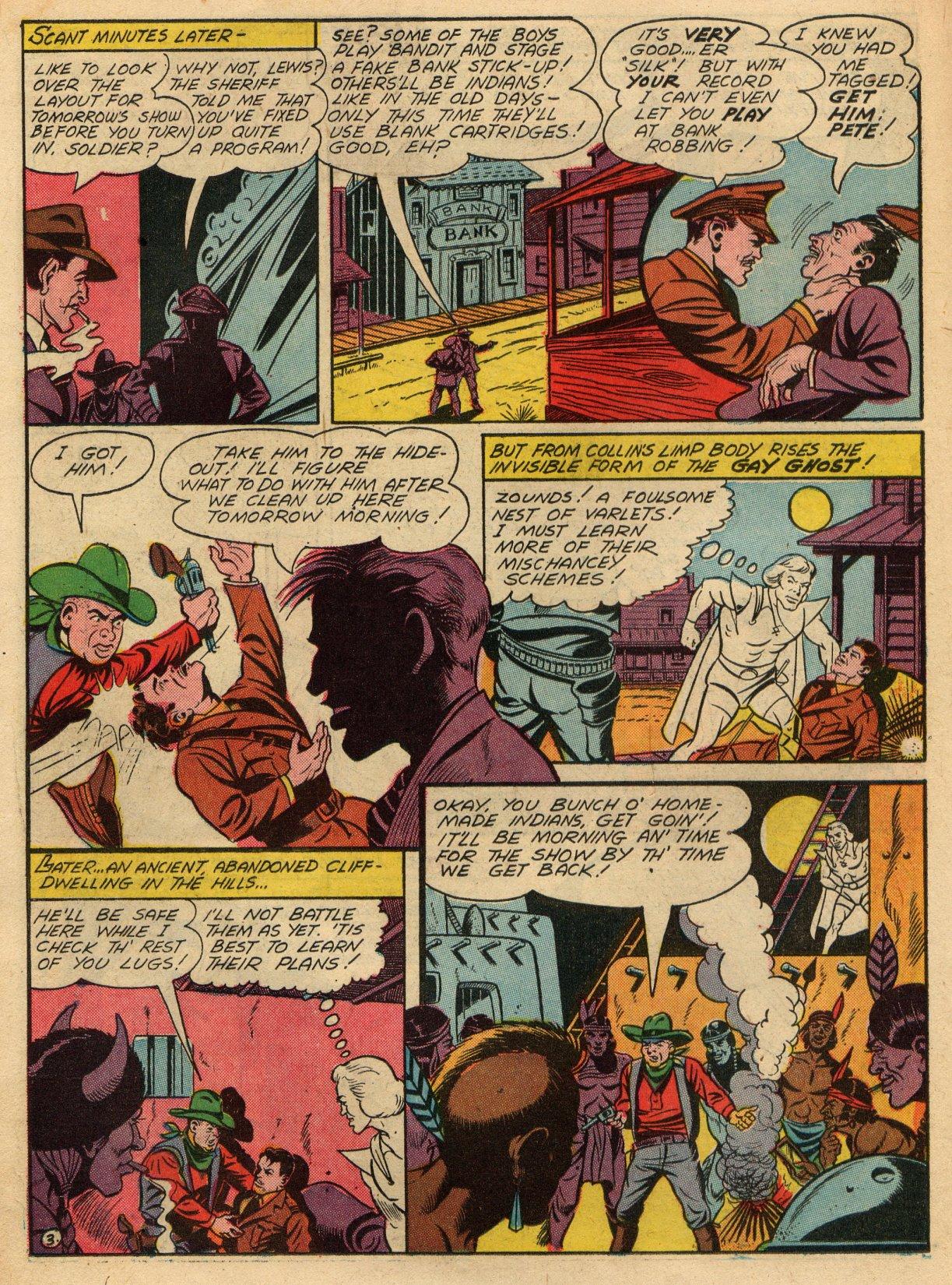 Read online Sensation (Mystery) Comics comic -  Issue #22 - 33
