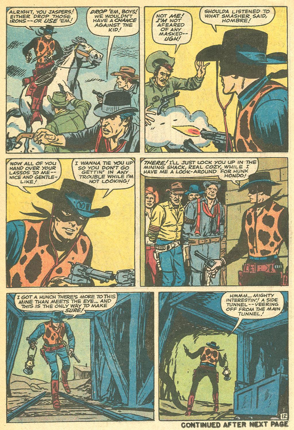 Read online Two-Gun Kid comic -  Issue #93 - 18