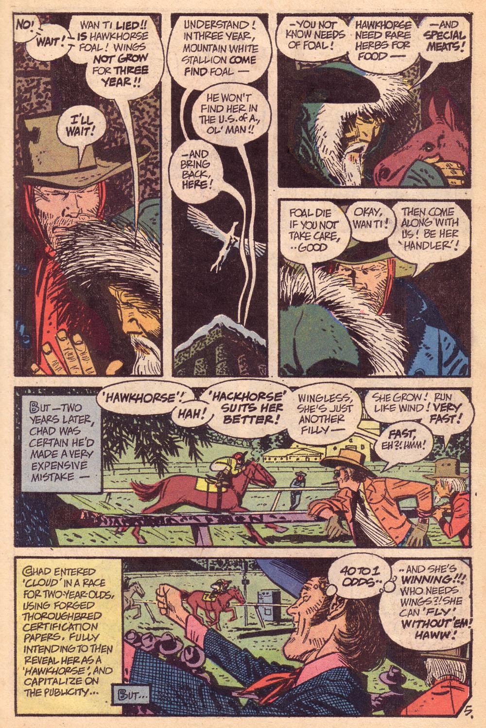 Read online Adventure Comics (1938) comic -  Issue #425 - 6