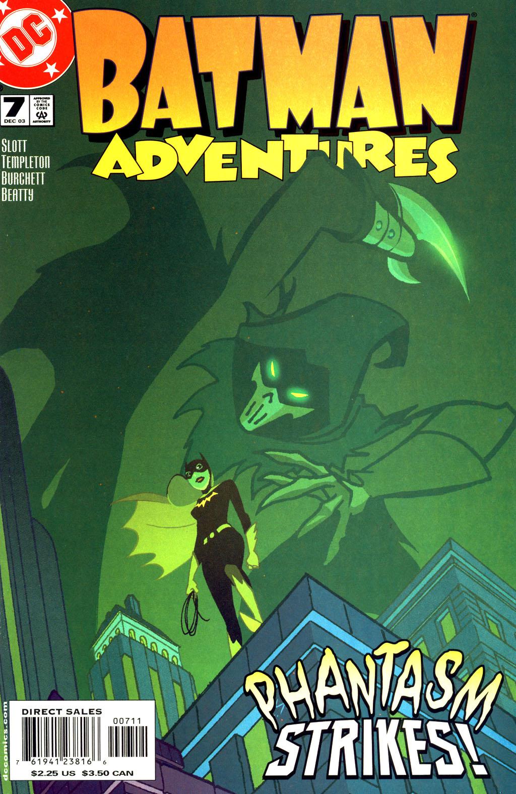 batman adventures 2003 7 read batman adventures 2003. Black Bedroom Furniture Sets. Home Design Ideas
