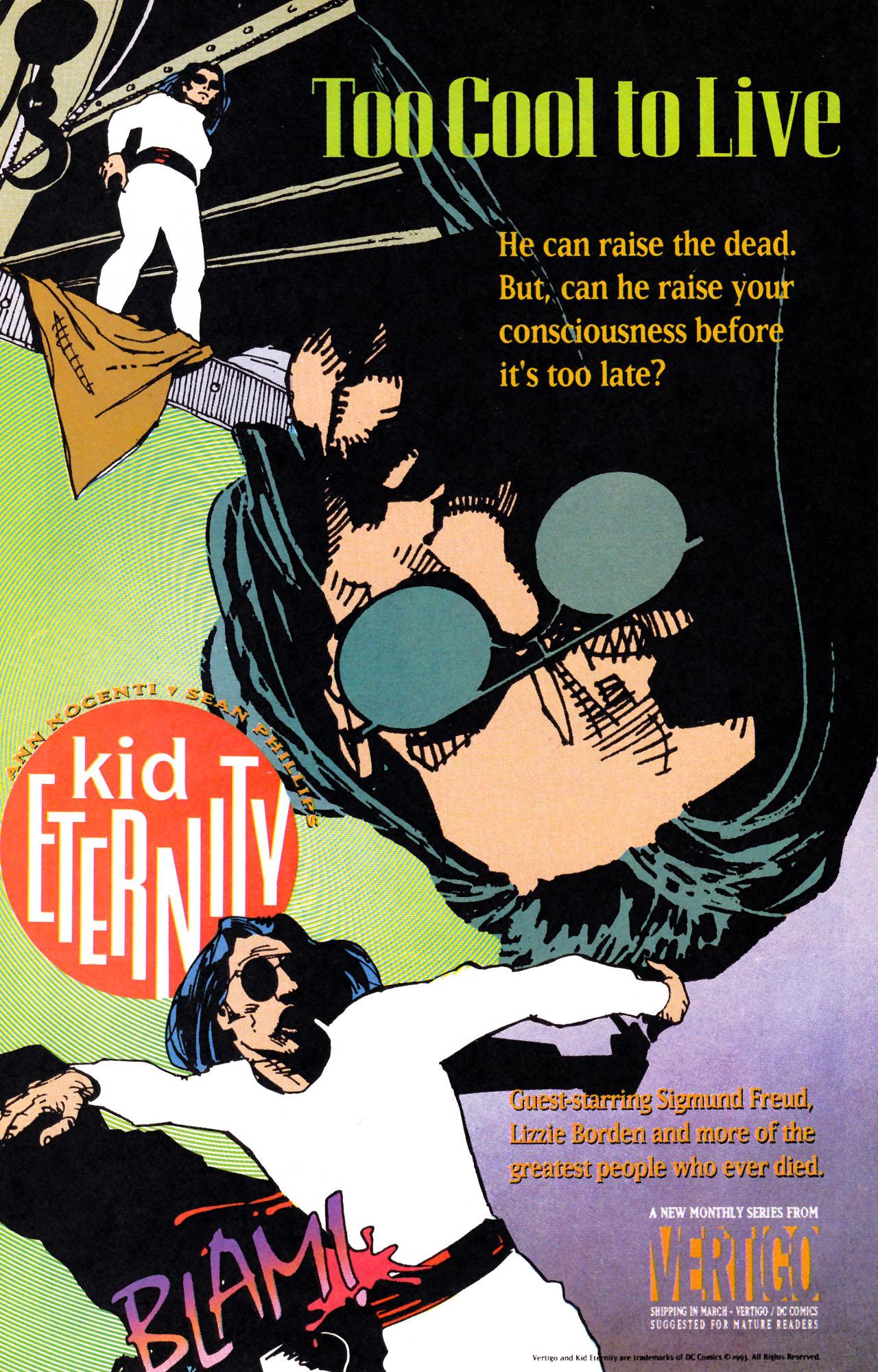 Read online Sebastian O comic -  Issue #1 - 28