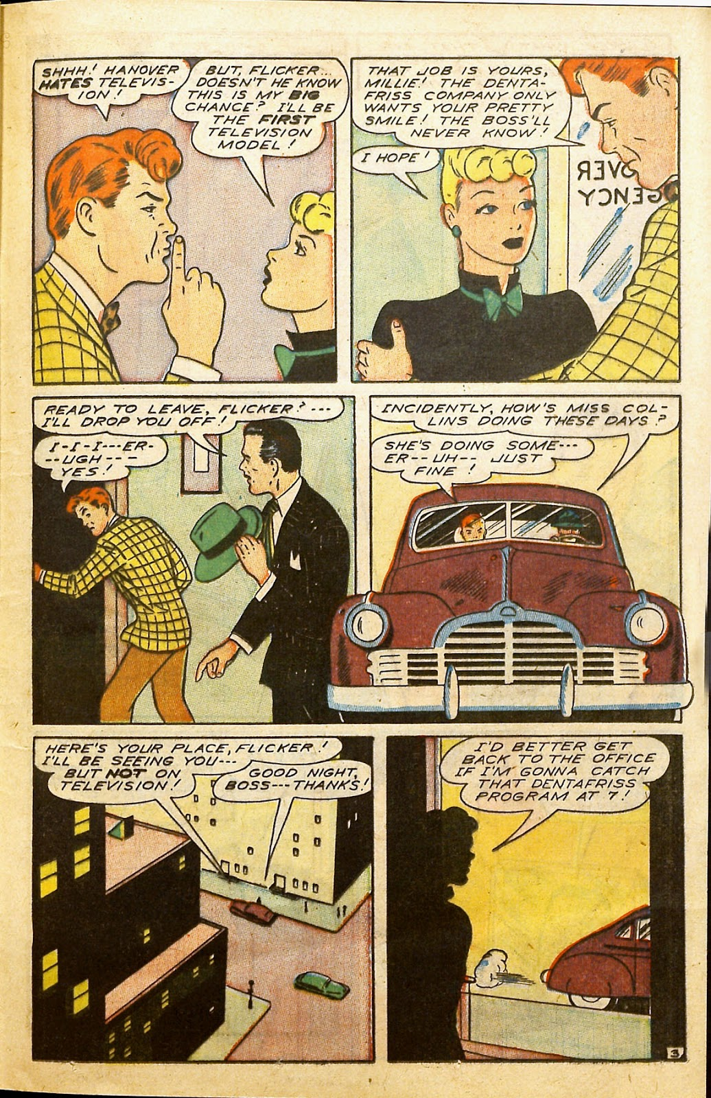 Read online Millie the Model comic -  Issue #2 - 35