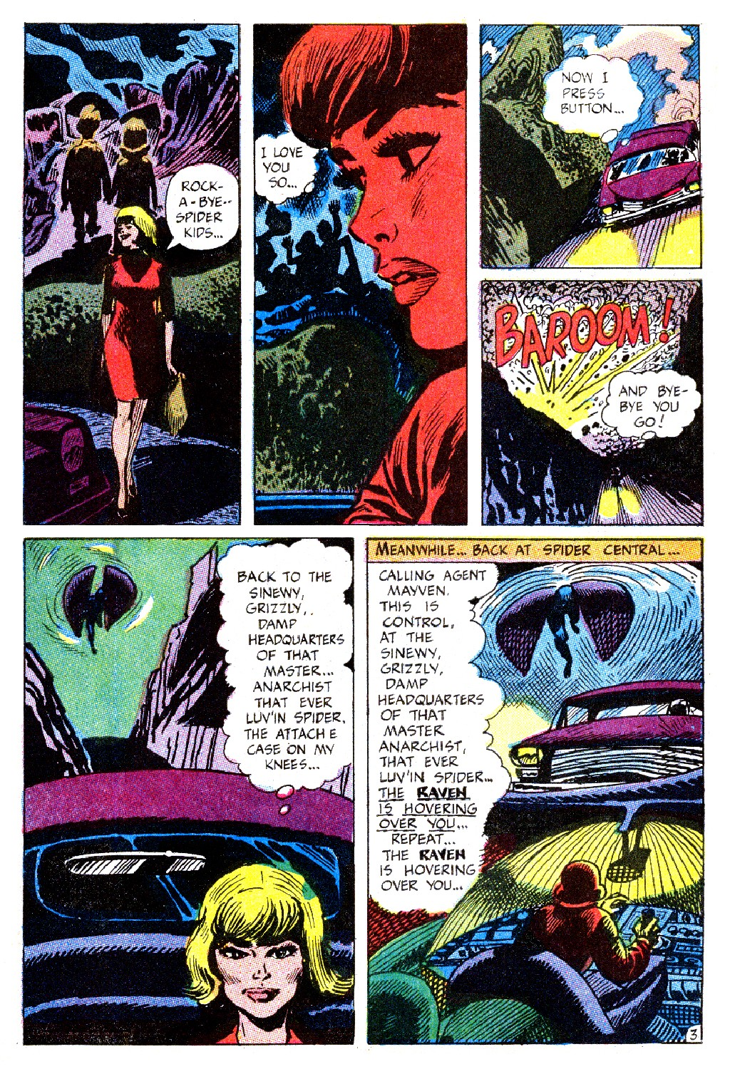 T.H.U.N.D.E.R. Agents (1965) issue 9 - Page 56