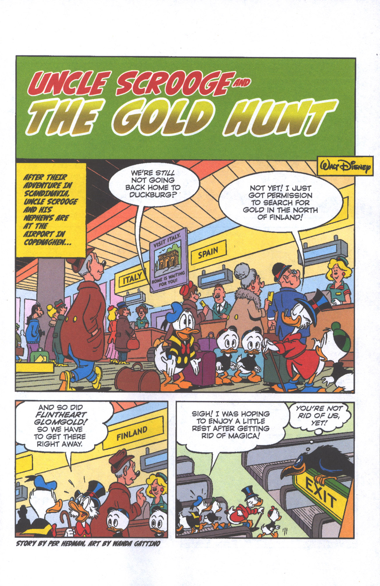 Read online Uncle Scrooge (1953) comic -  Issue #386 - 20
