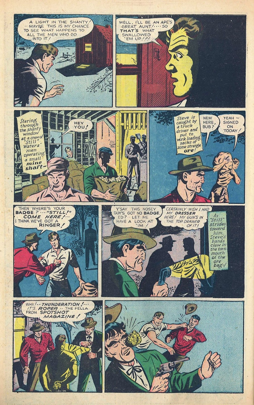 Read online Famous Funnies comic -  Issue #203 - 34