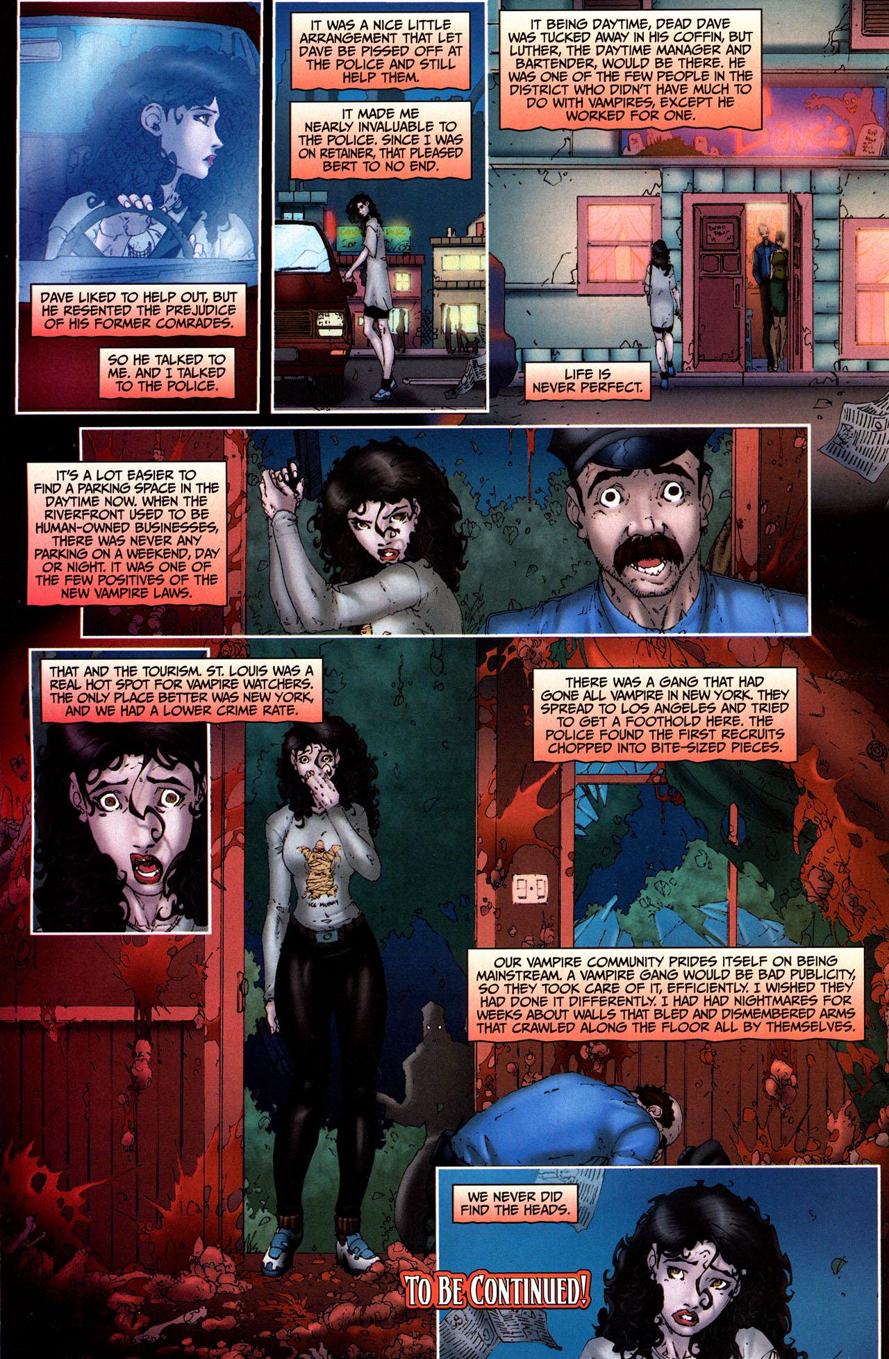 Read online Anita Blake, Vampire Hunter: Guilty Pleasures comic -  Issue #5 - 24