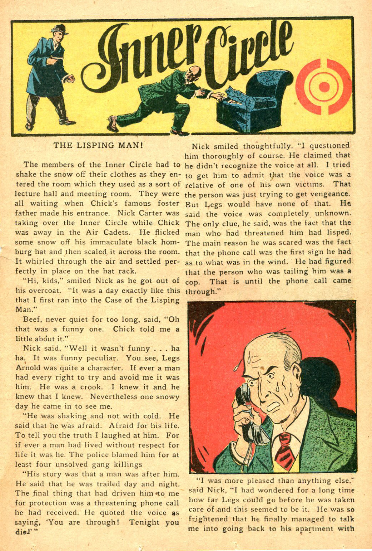 Read online Shadow Comics comic -  Issue #47 - 34
