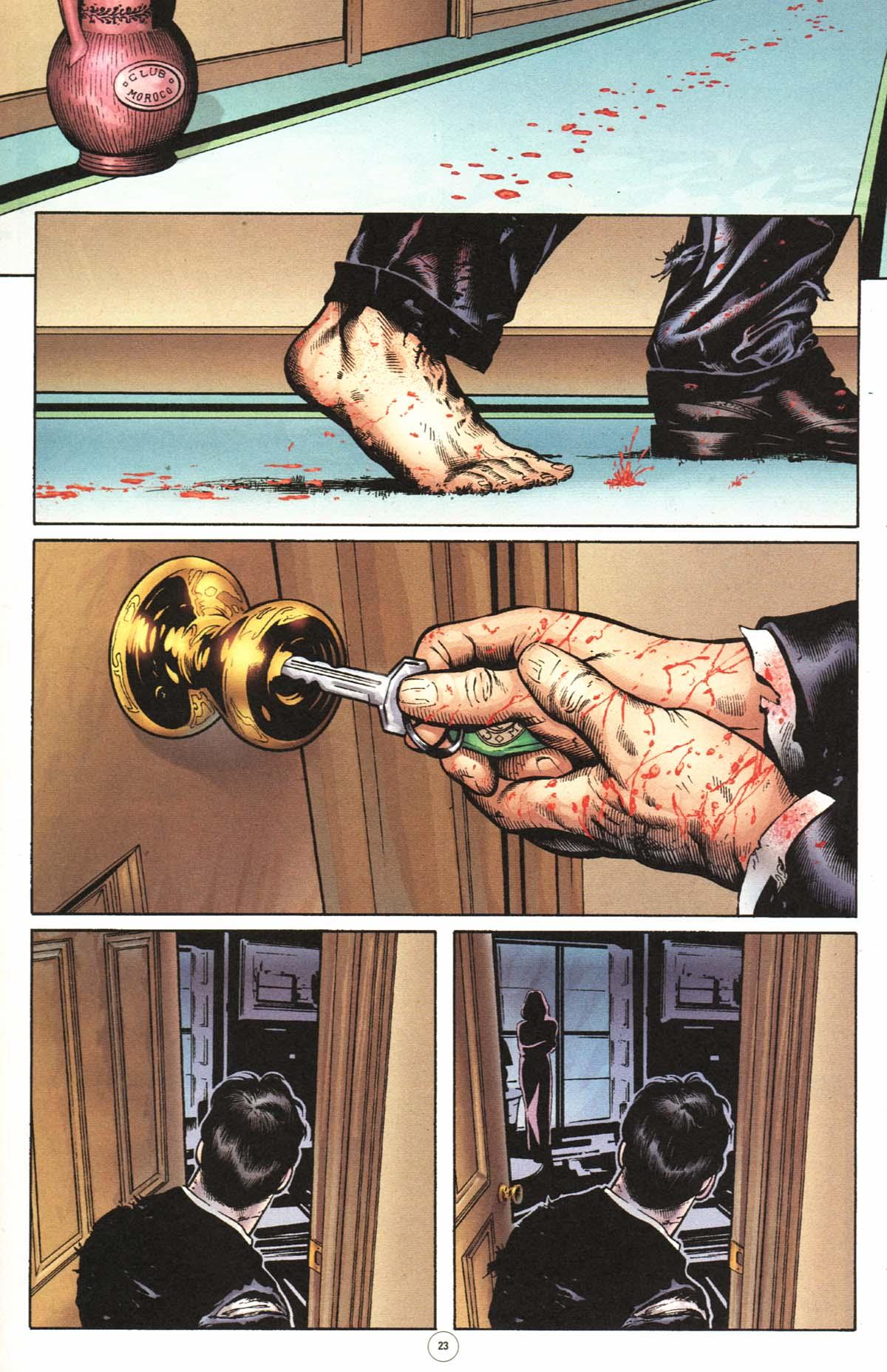 Read online Batman: No Man's Land comic -  Issue #0 - 19