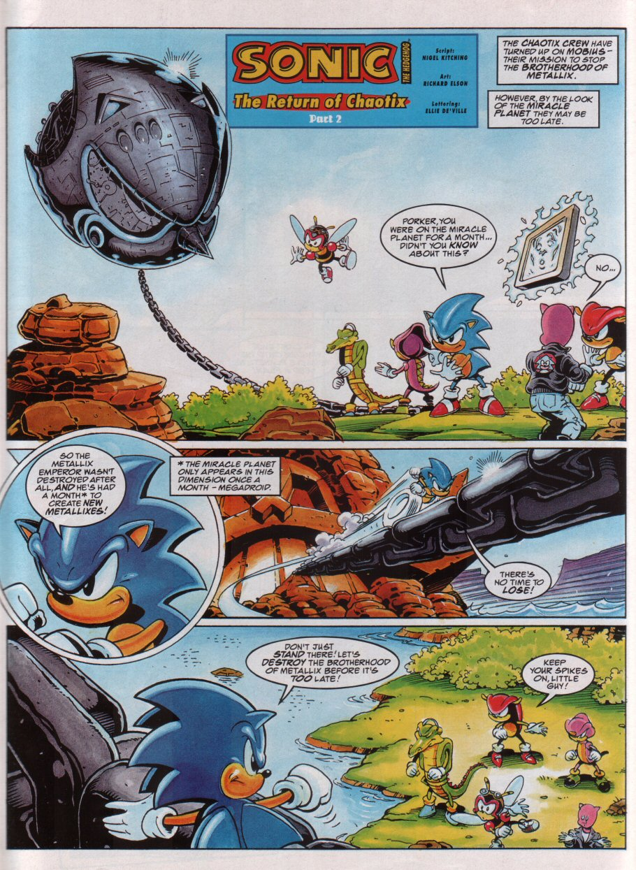 Read online Sonic the Comic comic -  Issue #68 - 3