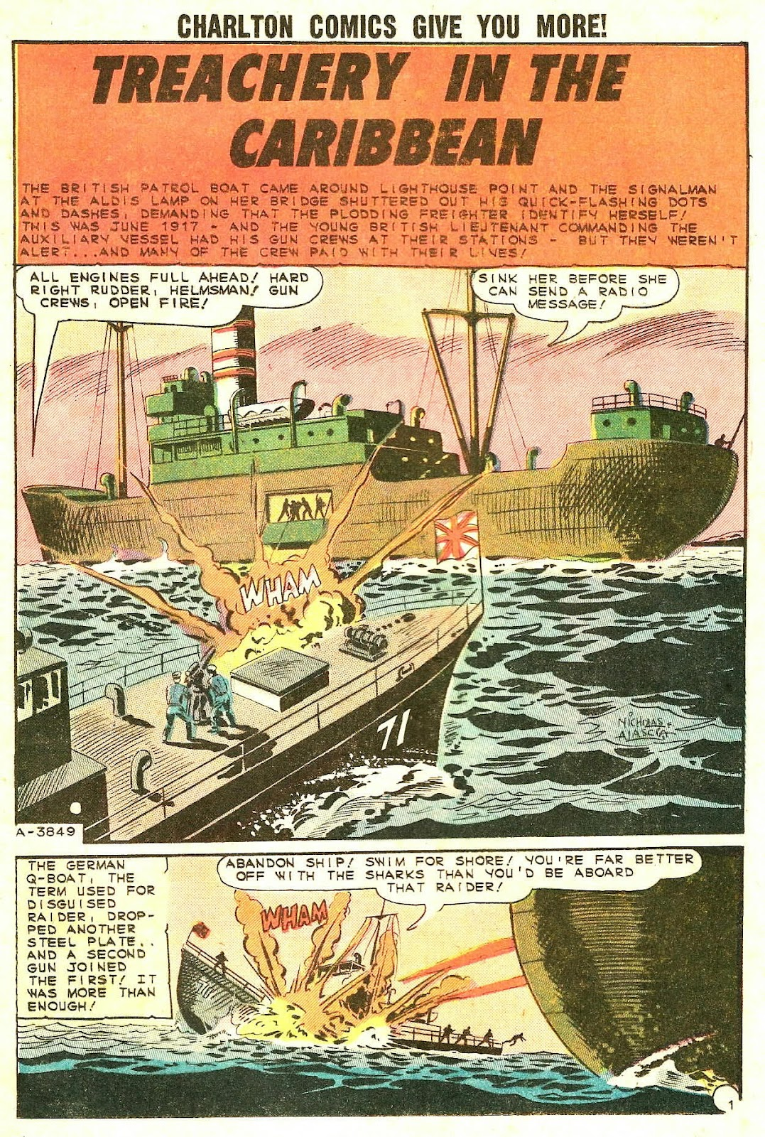 Read online Fightin' Navy comic -  Issue #118 - 25