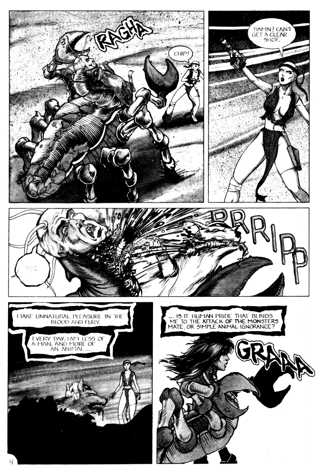 Shattered Earth issue 1 - Page 6
