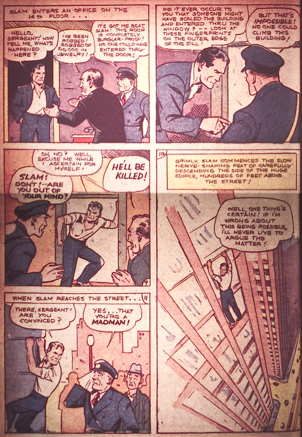 Read online Detective Comics (1937) comic -  Issue #9 - 56