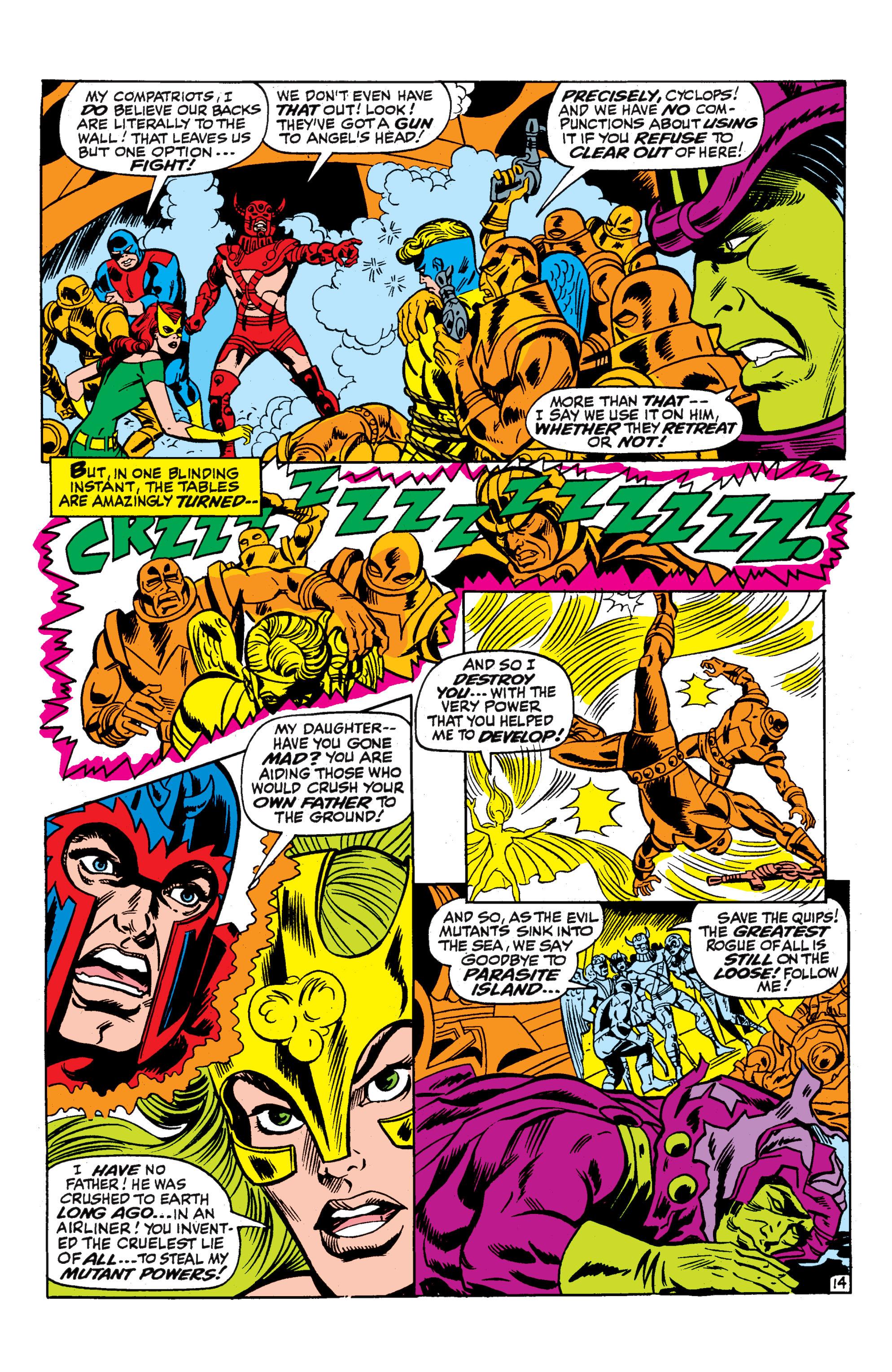 Uncanny X-Men (1963) 52 Page 14