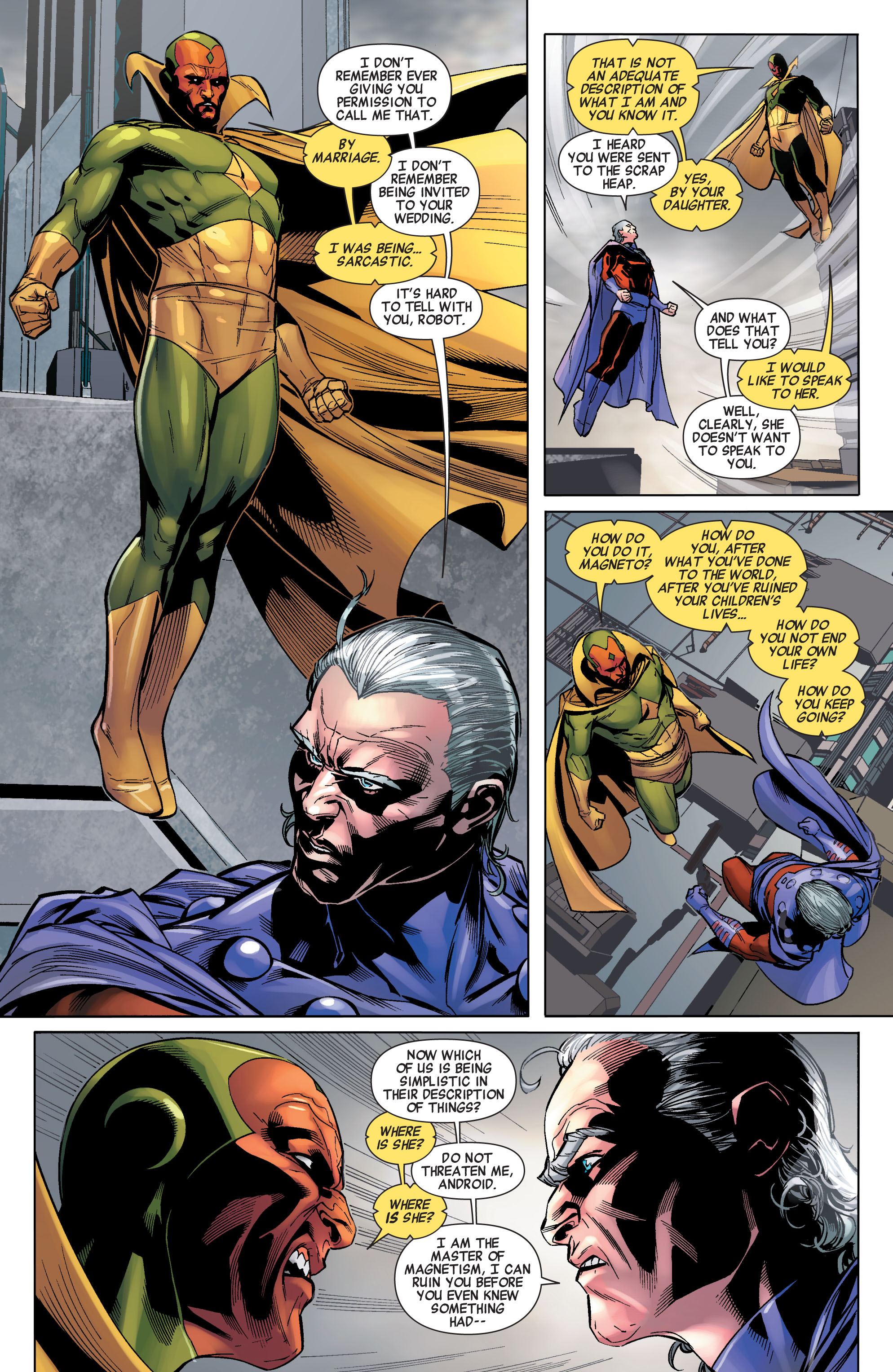 Read online Avengers (2010) comic -  Issue #24.1 - 12