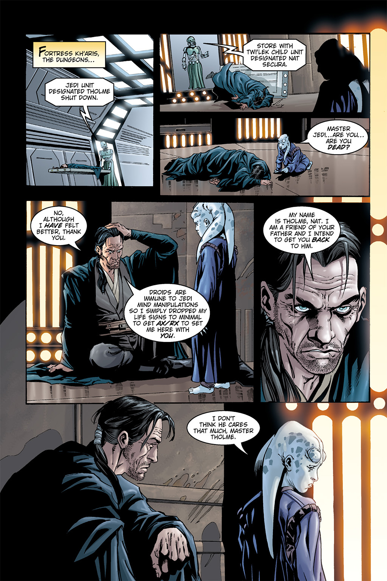 Read online Star Wars Omnibus comic -  Issue # Vol. 15.5 - 180