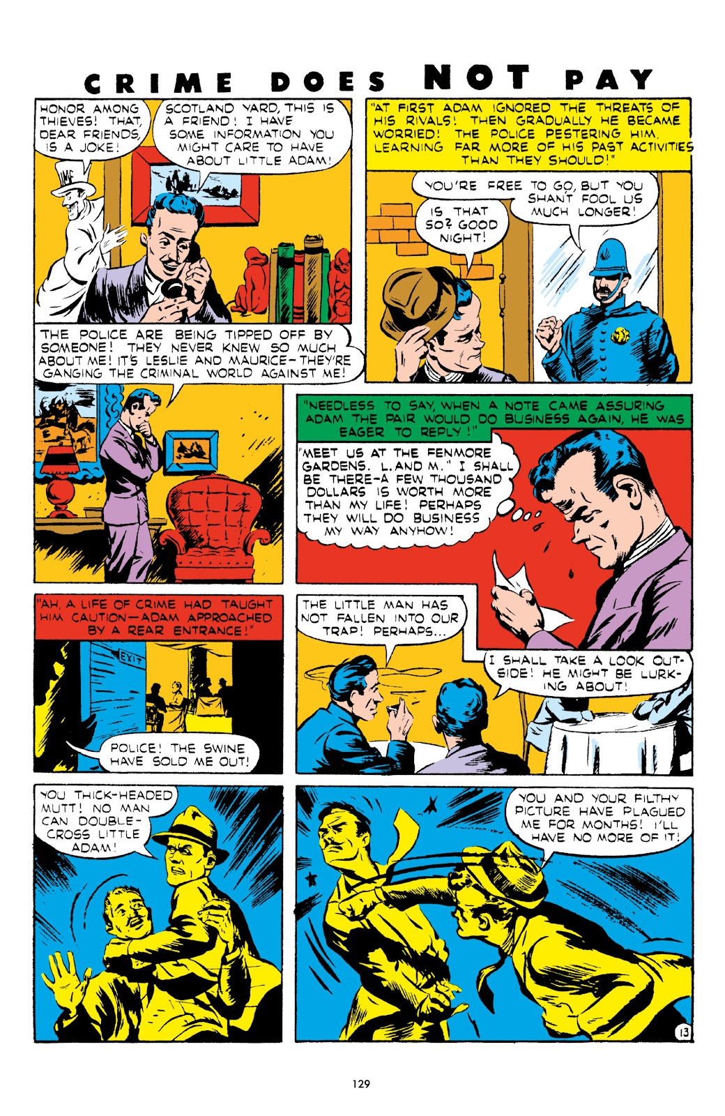 Read online Crime Does Not Pay Archives comic -  Issue # TPB 5 (Part 2) - 29