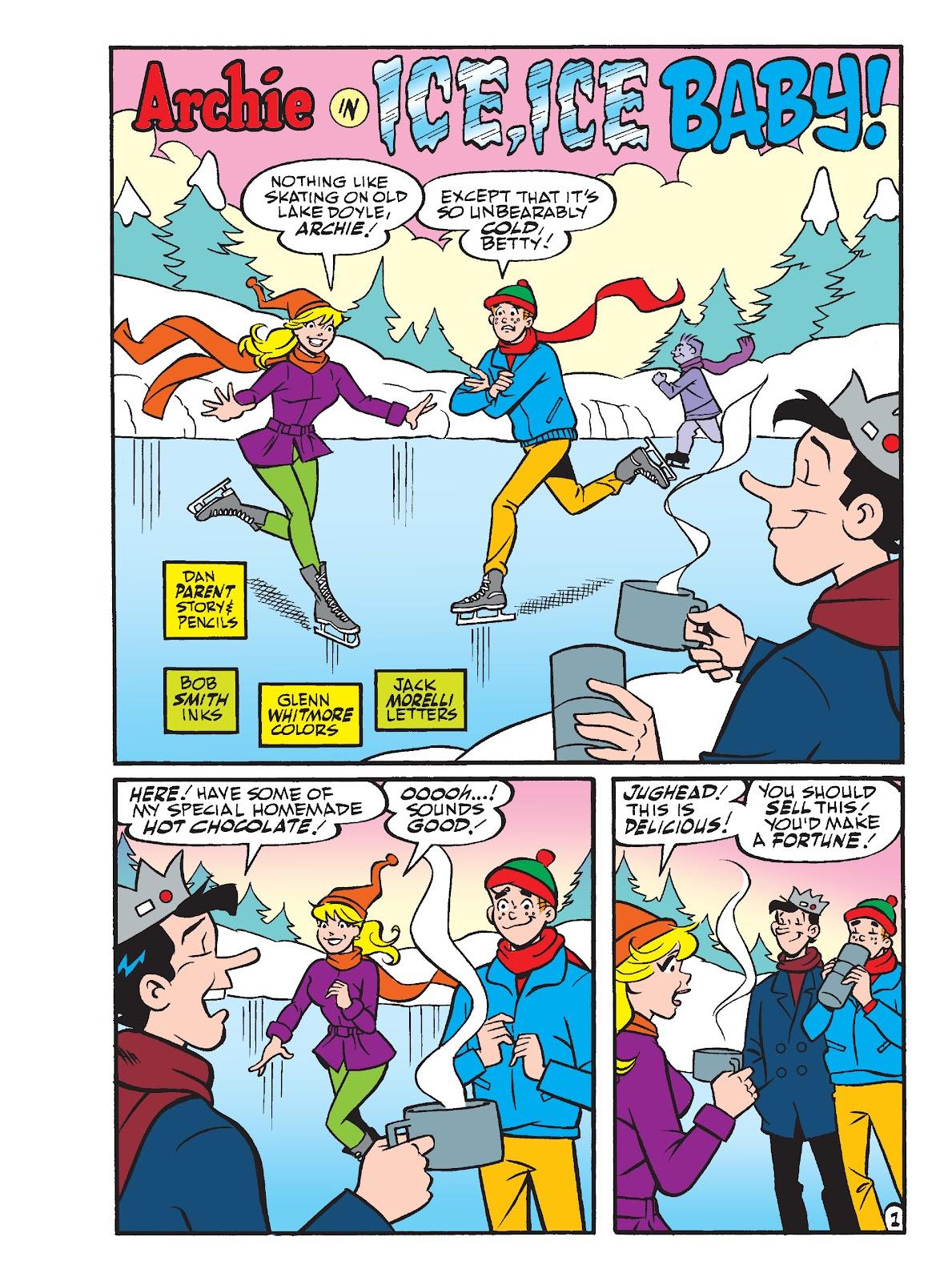 Archie Comics Double Digest 316 Page 2