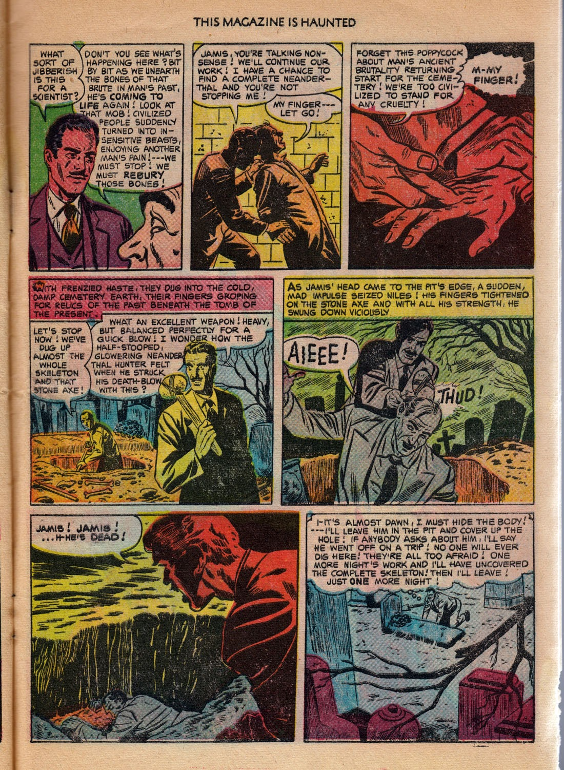 Read online This Magazine Is Haunted comic -  Issue #10 - 9