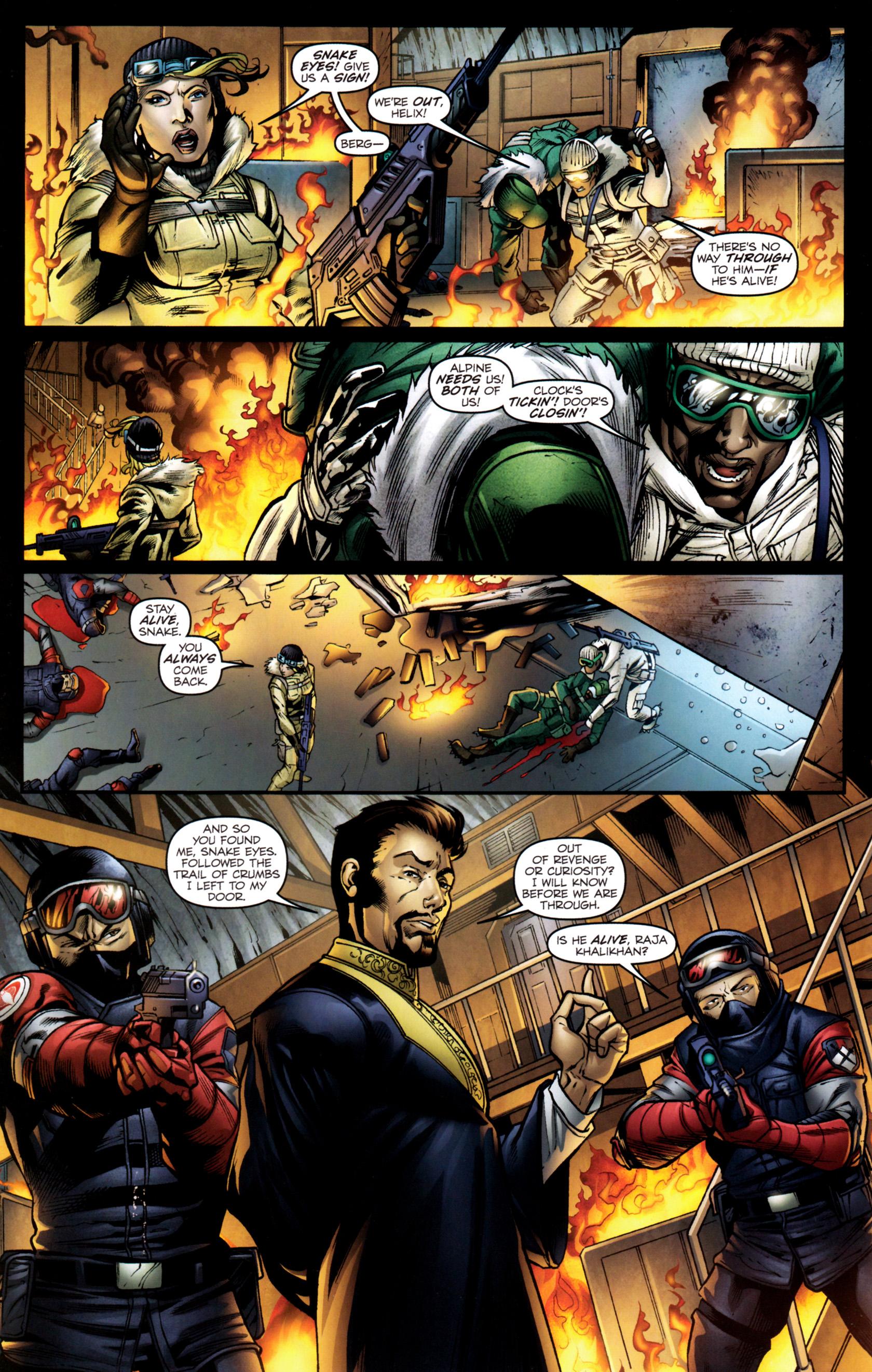 Read online G.I. Joe: Snake Eyes comic -  Issue #2 - 17